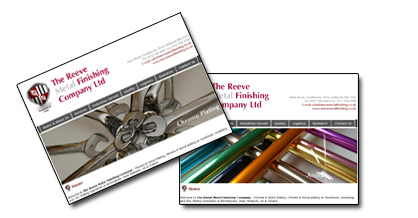 Reeve Metal Finishing - Click Here